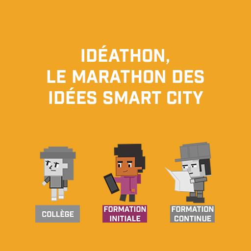Idéathon, le marathon des idées SMART CITY